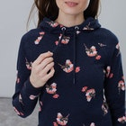 Joules Marlston Print Women's Pullover Hoody