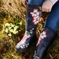 Galochas Joules Printed