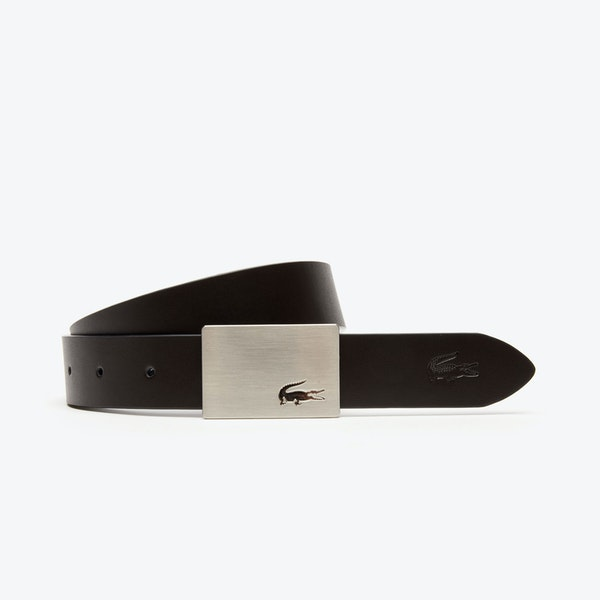 Lacoste Reversible Leather Belt