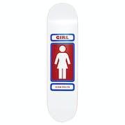 Girl 93 Til 8.25 Inch スケートボード用デッキ