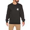 Etnies Team Crew Sweater - Black