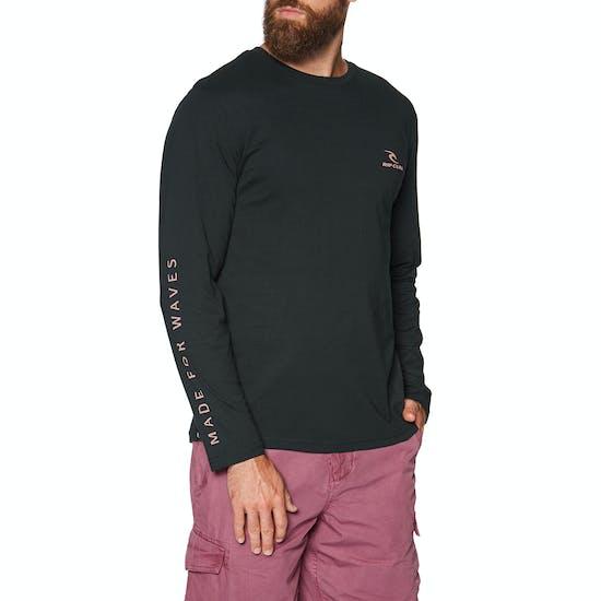 Rip Curl Scripter Long Sleeve T-Shirt