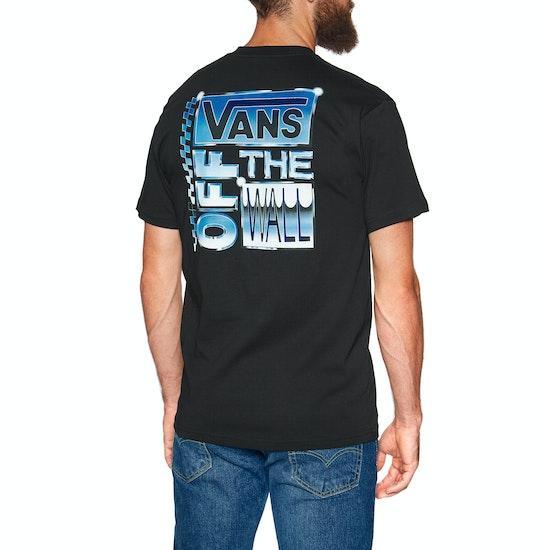 Vans Ave Chrome Kurzarm-T-Shirt