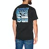 Vans Ave Chrome Kurzarm-T-Shirt - Black