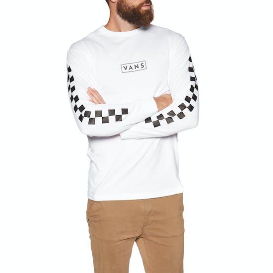 Vans Easy Box Checker Langarm-T-Shirt