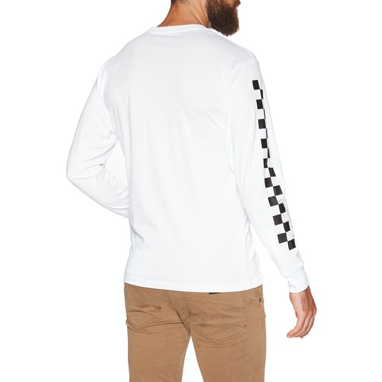 Vans Easy Box Checker Long Sleeve T-Shirt