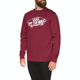 Vans OTW Crew II Sweater - Biking Red