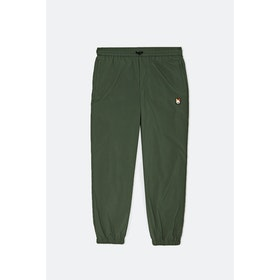 WOOD WOOD Hampus Trousers Trousers - Dark Green
