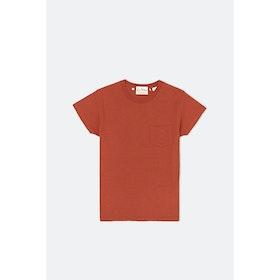 Levi's Vintage 1950's Sportswear S S T-Shirt - Rooibos Tea