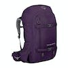 Osprey Fairview Trek 50 Womens Hiking Backpack - Amulet Purple