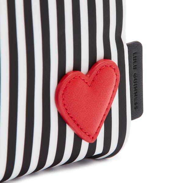 Sac à main Femme Lulu Guinness Hearts Stripes Bessie Xbody