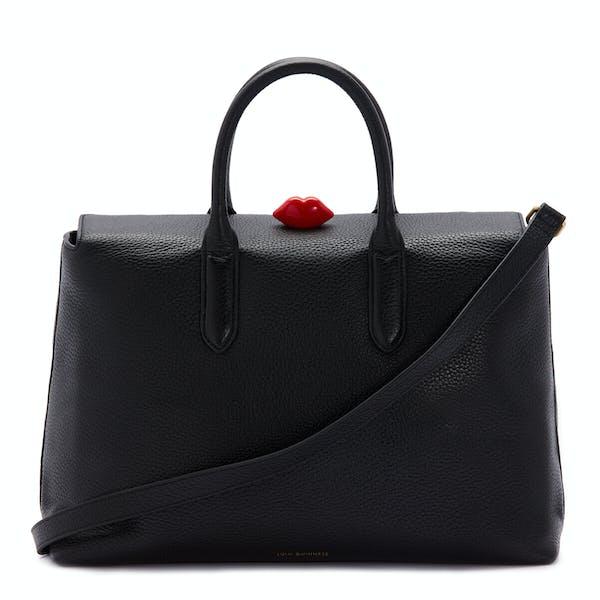 Sac à main Femme Lulu Guinness Large Leather Marilyn