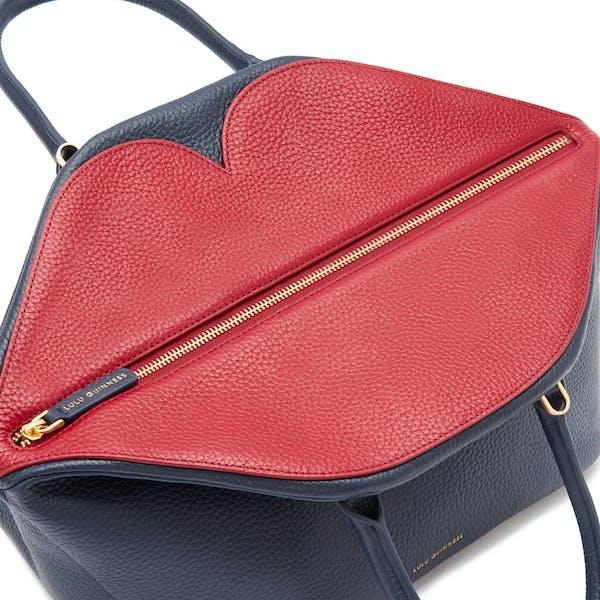 Sac à main Femme Lulu Guinness Large Leather Valentina