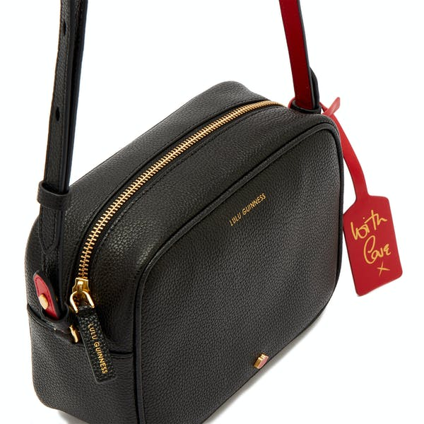 Sac à main Femme Lulu Guinness Small Leather Patsy