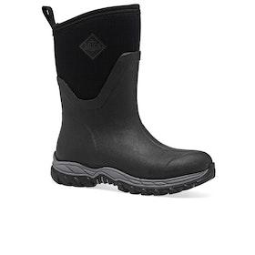 Muck Boots Arctic Sport Mid Womens Wellies - Black