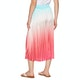 Seafolly Ombre Pleated Midi Womens Skirt