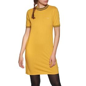 Vans High Roller V Dress - Mango Mojito