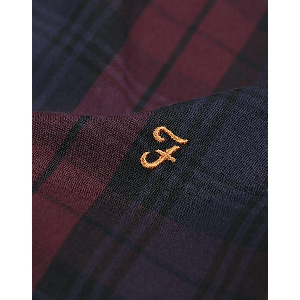 Farah Brewer Tartan Shirt