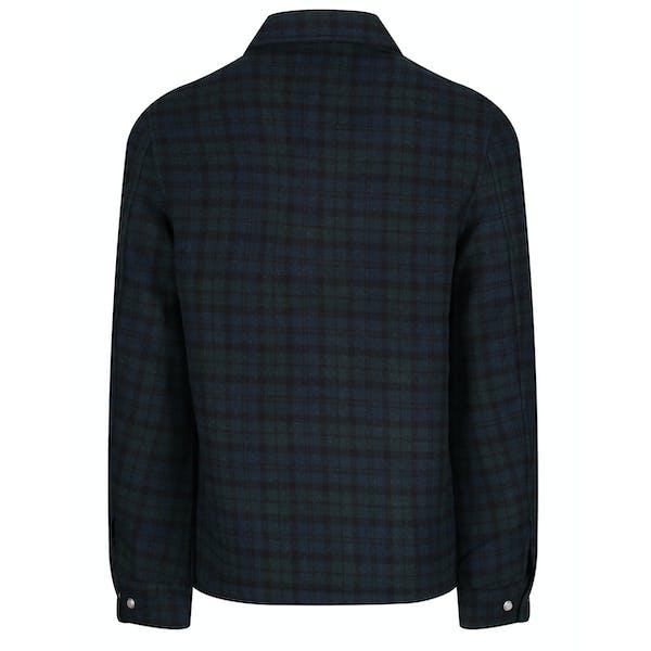 Farah Laurie Check Melton Jacket
