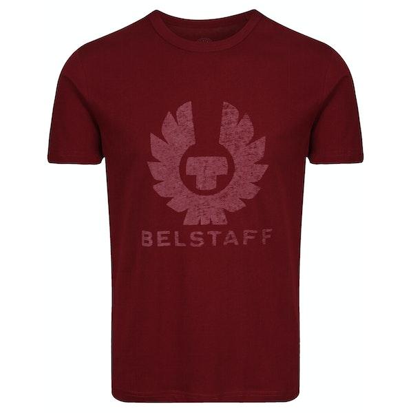 T-Shirt de Manga Curta Homen Belstaff Coteland 2.0 Discharge