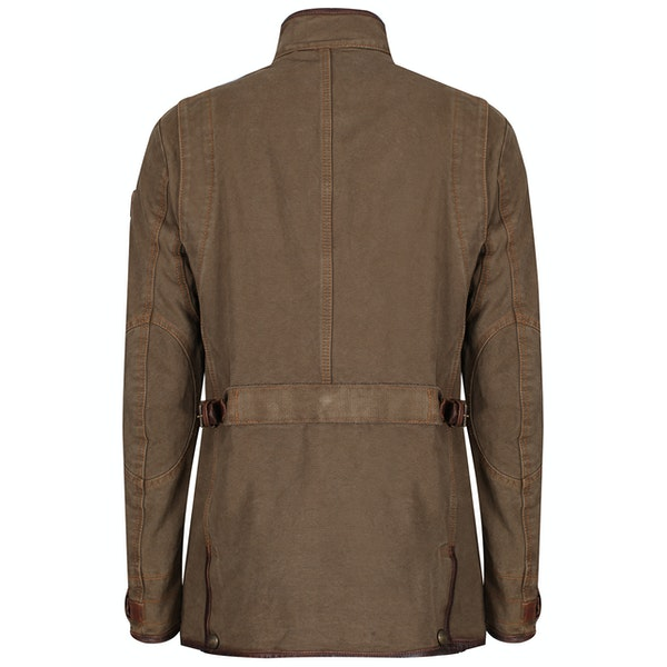 Belstaff Journey Leather Jacket