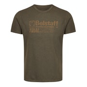 Belstaff Trialmaster Graphic Short Sleeve T-Shirt