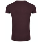 Emporio Armani Crew Neck Stretch Knit Short Sleeve T-Shirt