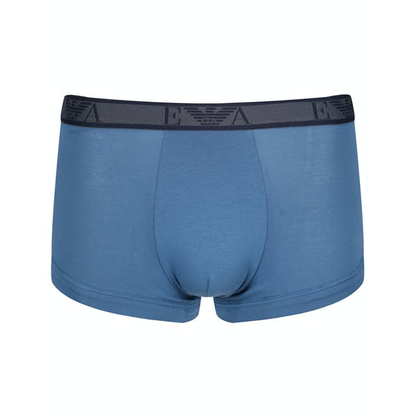 Emporio Armani Knit 3 Pack Trunk Boxer Shorts