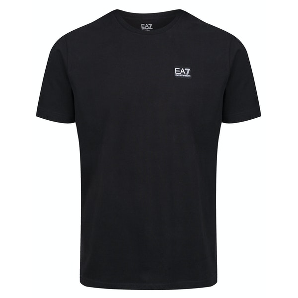 EA7 Cotton Short Sleeve T-Shirt