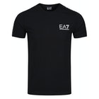 EA7 Cotton Stretch 2 Short Sleeve T-Shirt