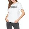 T-Shirt de Manga Curta Senhora Vans Bmx Boyfriend - White