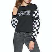 Sweater Senhora Vans Bmx Crew Fleece