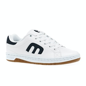 Chaussures Etnies Calli-Cut - White Navy Gum