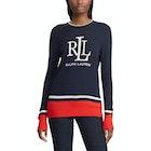 Lauren Ralph Lauren Abiah Long Sleeve Damski Sweter