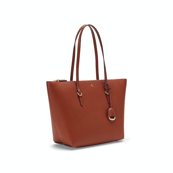 Ralph Lauren Keaton 26 Tote Small Women's Shopper Bag