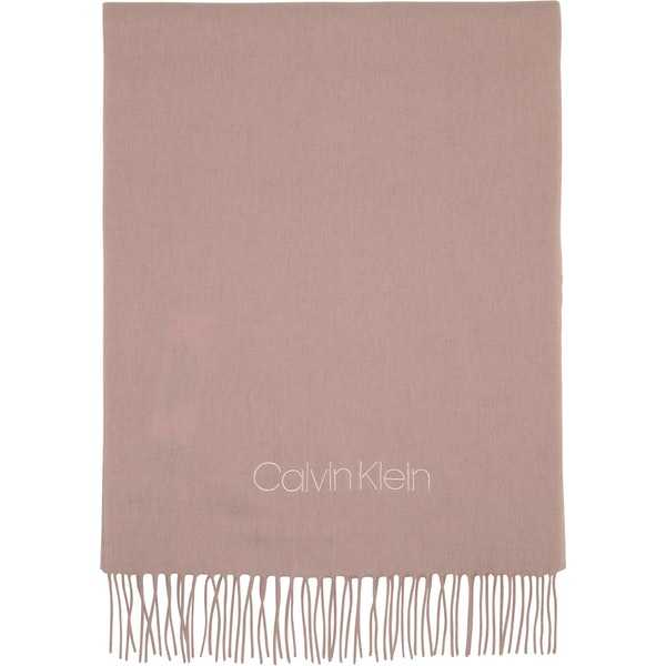 Calvin Klein Classic Wool Scarf