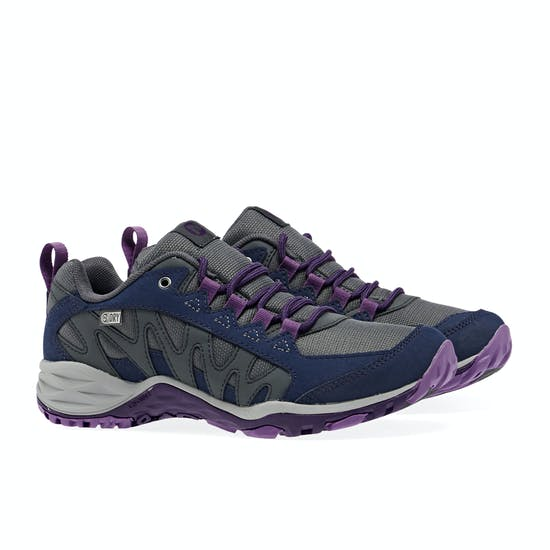 Merrell Lulea Wp Womens Walking Shoes
