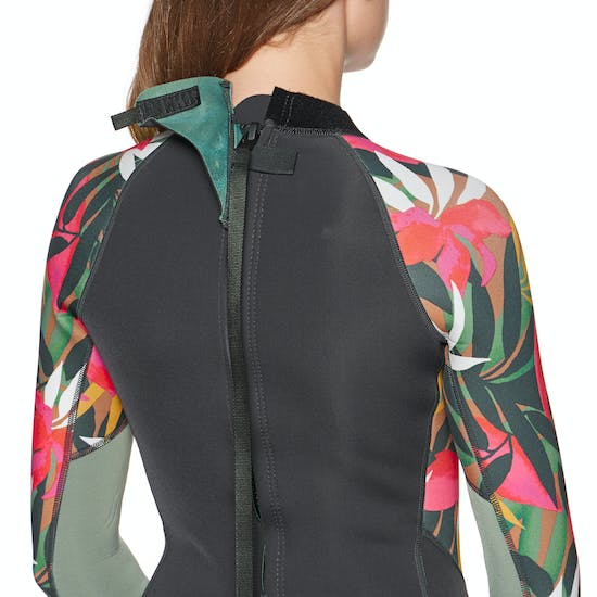 Billabong Spring Fever 2mm 2020 Long Sleeve Springsuit Ladies Wetsuit