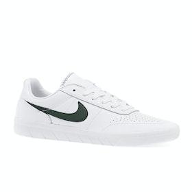 Chaussures Nike SB Team Classic Premium - White Galactic Jade-desert Ochre-white