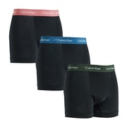Calvin Klein Cotton Stretch Pack of 3 Boxer Shorts