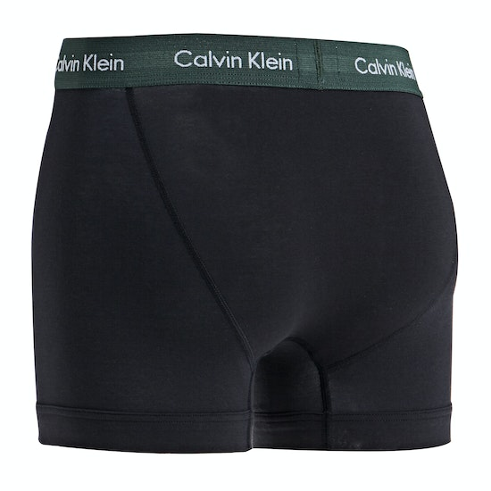 Calvin Klein Cotton Stretch Pack of 3 Boxershorts