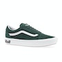 Distort Trekking Green True White