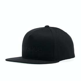 Emerica Pure Snapback Cap - Black