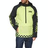 Vans Bmx Off The Wall Anorak Jacke - Sharp Green Black