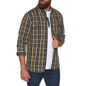 Levi's Jackson Worker Shirt - Archer Sepia
