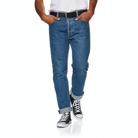 Jeans Levi's 501 93 Straight - Bleu Eyes Peak