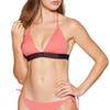 Calvin Klein Fixed Triangle Bikini Top - Flamingo