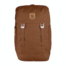 Fjallraven Greenland Top Backpack - Chestnut