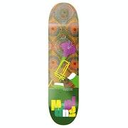 Primitive Mcclung Messenger Skateboard Deck