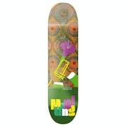 Primitive Mcclung Messenger Deck Skateboard Deck